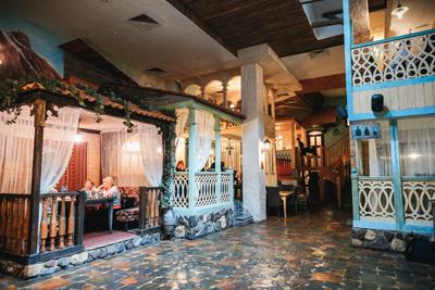 Ресторан Хаш в Гринвиче